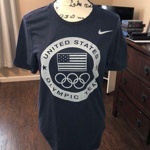 Nike DRI-FIT US Olympic Tee